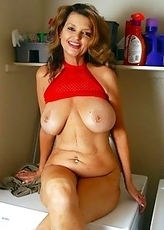 Old GFs and mature wives homemade porn